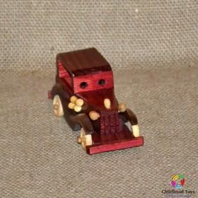 Masina din lemn de epoca M4