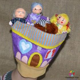 Marionete pentru deget M1