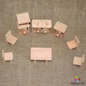 Mobilier lemn, bucatarie M2