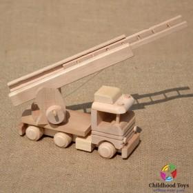 Masina lemn de Pompieri
