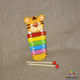 Xilofon lemn Tigru