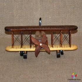 Hidroavion lemn