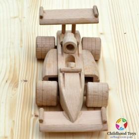 Masina din lemn de curse F1 M2
