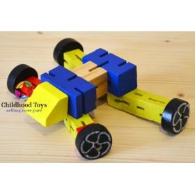 Robot lemn Transformers