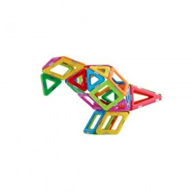 Set constructie 3D magnetic Magspace 64 Piese Pet Spirit 2.jpg