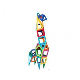 Set constructie 3D magnetic Magspace 64 Piese Pet Spirit 6.jpg