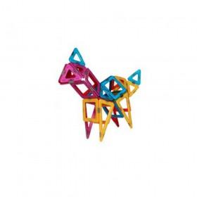 Set constructie 3D magnetic Magspace 64 Piese Pet Spirit 7.jpg