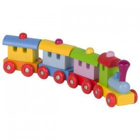Tren lemn Sofia 2