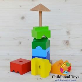 Turn lemn forme diferite 2