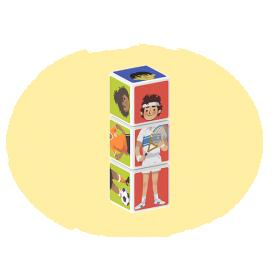 Set magnetic Magicube Sportivi 2