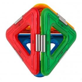 Set constructie 3D Magspace 10 piese Triangle Set Rezerve Magnetice 4